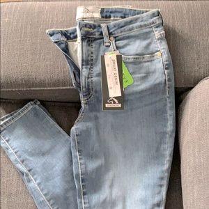 NWT Jordache high rise leggings jeans size 12